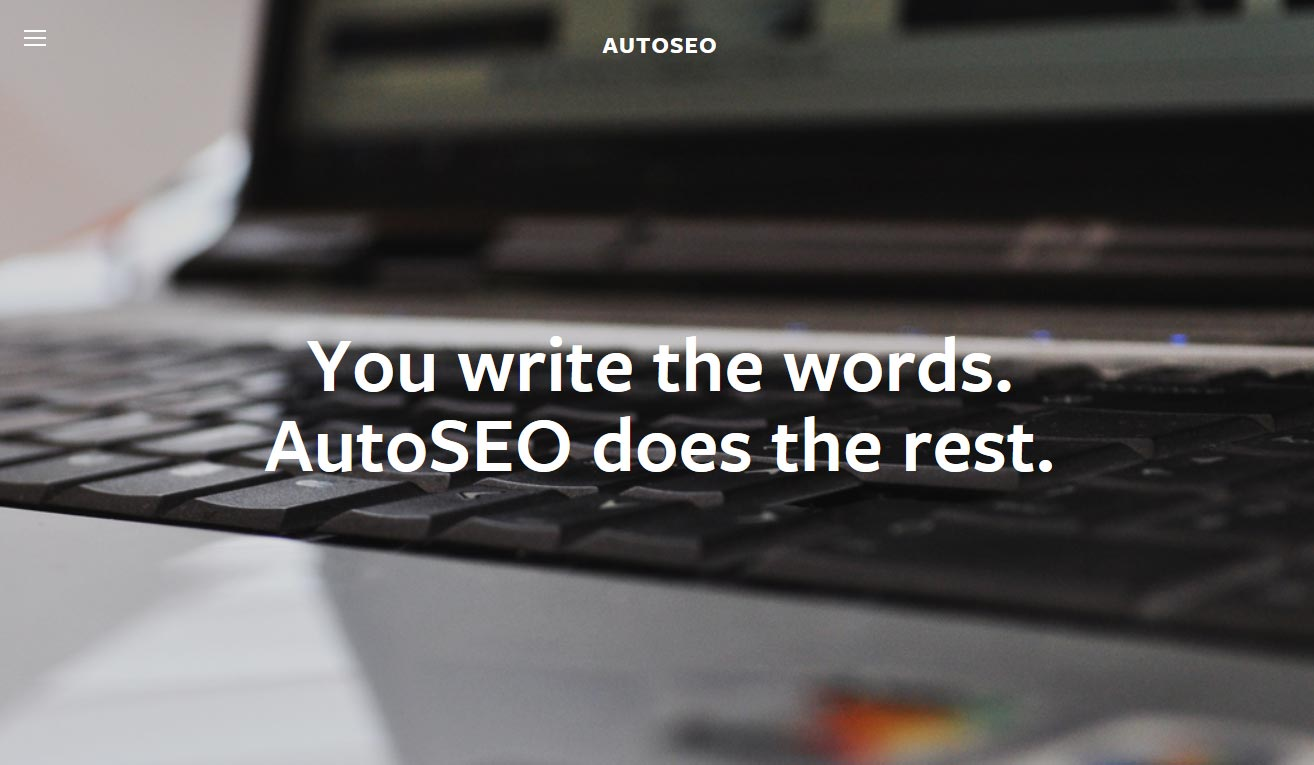 AUTOSEO by Matt Cutts SEO ninja