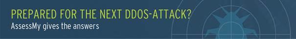 Testverktyg mot DDoS-attacks